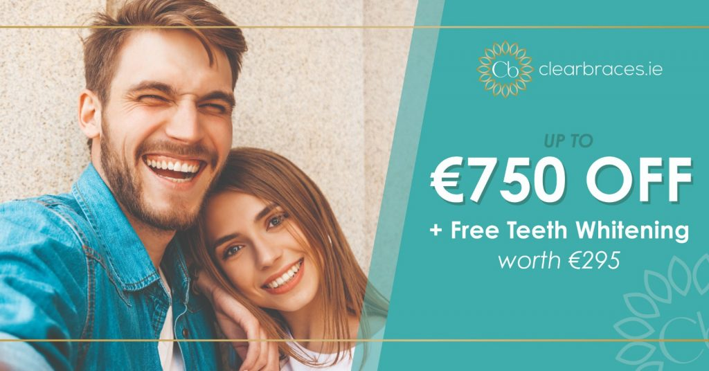 Clearbraces.ie Autmun Offer